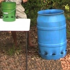 Build A Better Chicken Feeder/Waterer