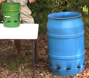 Build A Better Chicken Feeder & Waterer